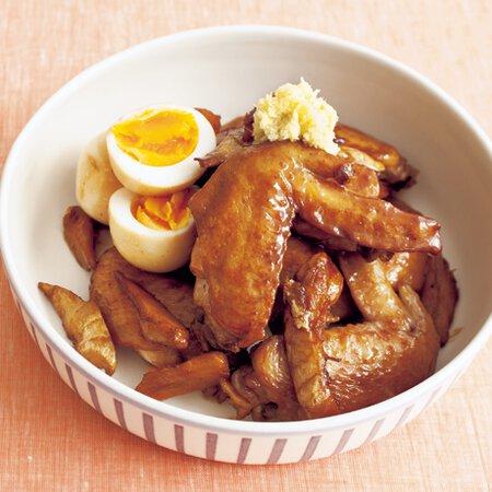 甘辛 手羽 先 鶏手羽中の甘辛炒め レシピ・作り方