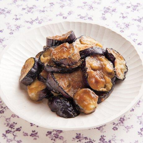の 味噌 煮 茄子 茄子の味噌炒めに、ししとうとじゃこのサッと煮に、和のおばんざいの晩ごはん