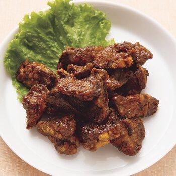 レシピ 鶏 レバー 鶏レバーの簡単レシピランキング TOP20(1位~20位)|楽天レシピ