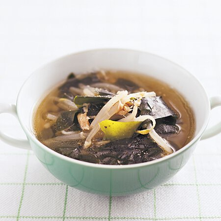 ツナ缶 スープ