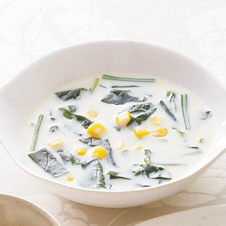 コーン ほうれん草 ホウレン草とコーンのソテー(副菜) レシピ・作り方