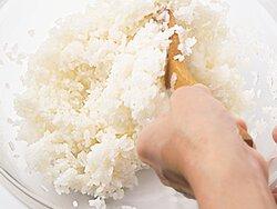 すし飯 の 作り方