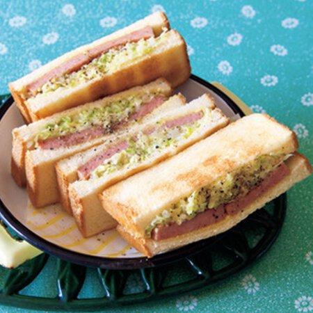 ホット サンド 具
