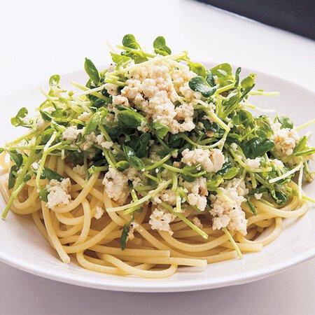 レシピ サラダ パスタ