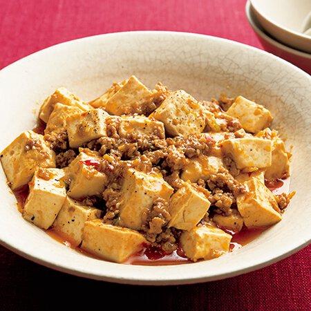レシピ 麻 人気 婆 豆腐