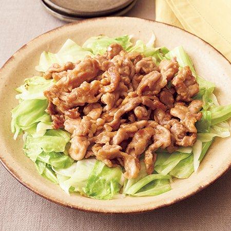 キャベツ 豚肉