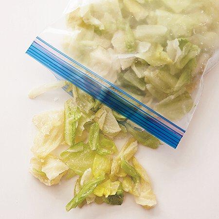 冷凍 キャベツ みじん切り 【玉ねぎのみじん切り】 冷凍保存の方法や賞味期限は?