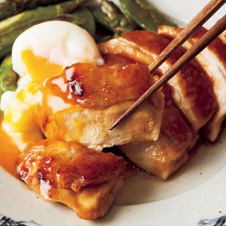 照り 肉 鶏 焼き 胸 鶏の照り焼き(照り焼きチキン)のレシピ/作り方:白ごはん.com